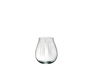RIEDEL Tumbler Collection All Purpose Glass con fondo blanco