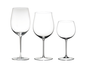 RIEDEL Sommeliers Tasting Set R.Q. on a white background