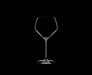 RIEDEL Extreme Restaurant Oaked Chardonnay on a black background