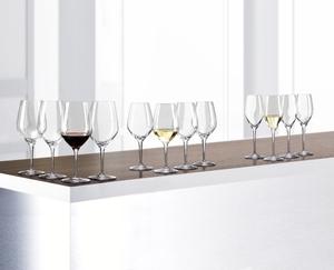 SPIEGELAU Authentis Glass Set in use