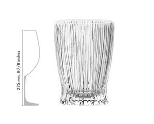 RIEDEL Tumbler Collection Ice Bucket in relation to another product
