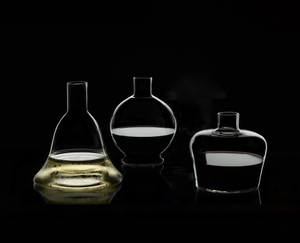 RIEDEL Decanter Marne in use