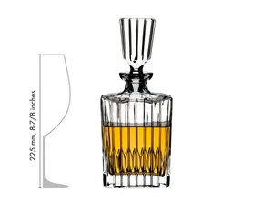 RIEDEL Drink Specific Glassware Neat Spirits Set in relation to another product