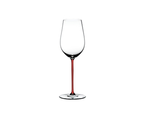 RIEDEL Fatto A Mano Riesling/Zinfandel on a white background