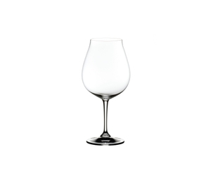RIEDEL Restaurant New World Pinot Noir on a white background