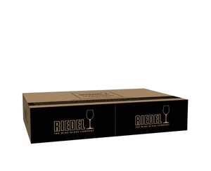 SL RIEDEL Stemless Wings Cabernet Sauvignon in the packaging
