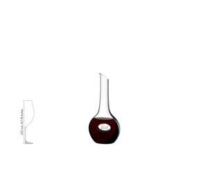 RIEDEL Decanter RIEDEL a11y.alt.product.filled_white_relation