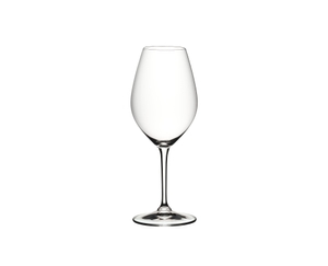 RIEDEL 002 Glass on a white background