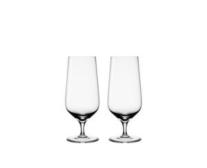 SPIEGELAU Capri Beer Glass on a white background