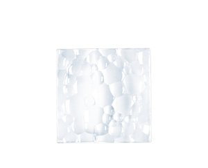 NACHTMANN Sphere Plate square (21 cm / 8 1/4 in) on a white background