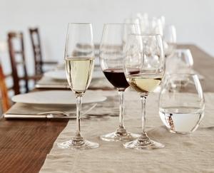RIEDEL Degustazione White Wine in use