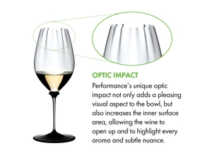 RIEDEL Fatto A Mano Performance Riesling Black Base a11y.alt.product.optical_impact
