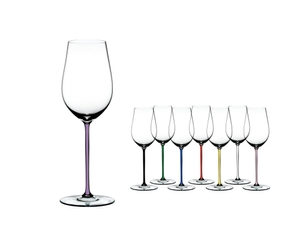 RIEDEL Fatto A Mano Riesling/Zinfandel Opal violet a11y.alt.product.colours