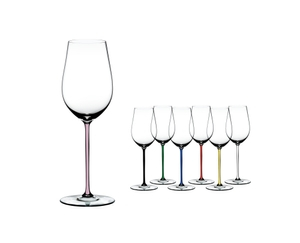 RIEDEL Fatto A Mano Riesling/Zinfandel Pink R.Q. a11y.alt.product.colours
