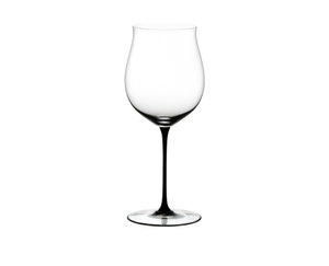RIEDEL Sommeliers Black Tie Burgundy Grand Cru on a white background