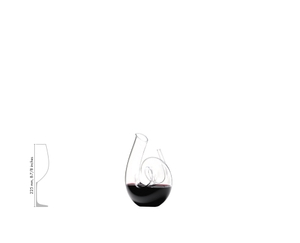 RIEDEL Decanter Curly R.Q. a11y.alt.product.filled_white_relation
