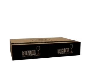 SL RIEDEL Stemless Wings Riesling / Champagne in the packaging