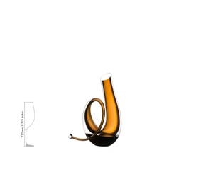 RIEDEL Decanter Horn R.Q. a11y.alt.product.filled_white_relation
