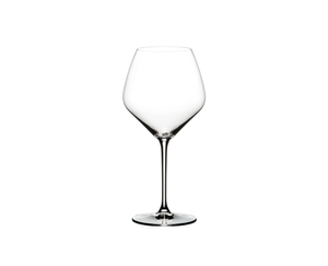 RIEDEL Heart To Heart Pinot Noir on a white background