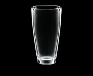 NACHTMANN Carré Vase 25 cm auf schwarzem Hintergrund