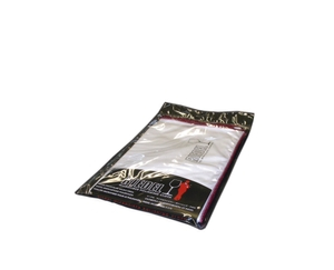 RIEDEL Microfibre Polishing Cloth in the packaging
