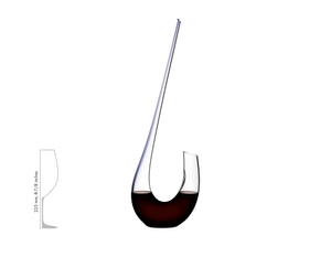 RIEDEL Decanter Winewings R.Q. in relation to another product