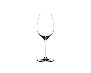 RIEDEL Heart To Heart Riesling on a white background