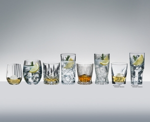 RIEDEL Tumbler Collection Fire Whisky Set - 2 Whisky Tumbler + Decanter in the group