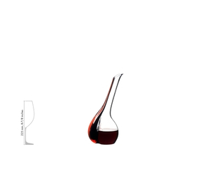 RIEDEL Decanter Black Tie Touch Red a11y.alt.product.filled_white_relation