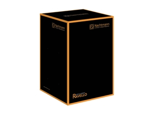 NACHTMANN Ravello 9-Armed Candleholder Clear in the packaging