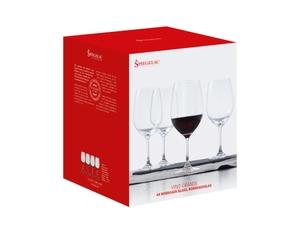 SPIEGELAU Vino Grande Bordeaux in the packaging