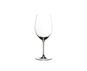RIEDEL Veritas Cabernet + Decanter Ayam on a white background
