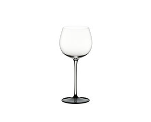 RIEDEL Sommeliers Black Tie Montrachet on a white background