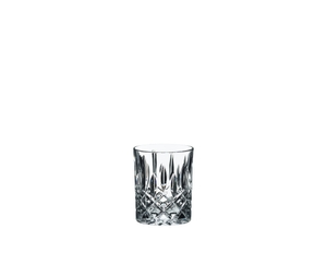 Unfilled Tumbler Collection Spey Whisky on white background