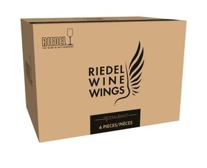 RIEDEL Winewings Restaurant Riesling in the packaging