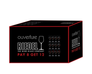 RIEDEL Ouverture Red Wine dans l'emballage