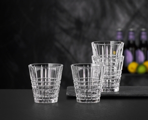 NACHTMANN Square Tumbler Set/4 in use