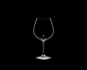 RIEDEL Restaurant Pinot Noir Pour Line ML on a black background