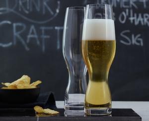 SPIEGELAU Craft Beer Glasses Craft Pils in use