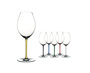 RIEDEL Fatto A Mano Syrah Yellow R.Q. a11y.alt.product.colours