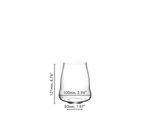 SL RIEDEL Stemless Wings Pinot Noir / Nebbiolo sales packaging