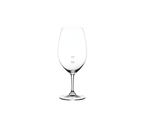 RIEDEL Restaurant Syrah Pour Line CE on a white background