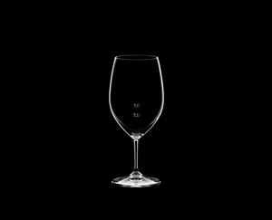 RIEDEL Restaurant Cabernet/Merlot Pour Line CE on a black background