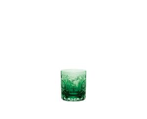 NACHTMANN Traube Whisky emerald green auf weißem Hintergrund