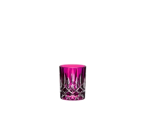 An unfilled RIEDEL Laudon Pink tumbler