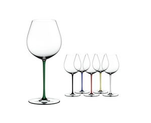 RIEDEL Fatto A Mano Pinot Noir Green R.Q. a11y.alt.product.colours