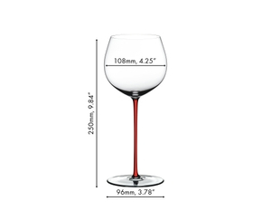 RIEDEL Fatto A Mano Oaked Chardonnay Red a11y.alt.product.dimensions