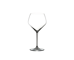 RIEDEL Extreme Restaurant Oaked Chardonnay on a white background