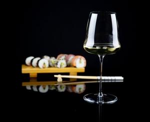 RIEDEL Winewings Restaurant Chardonnay im Einsatz