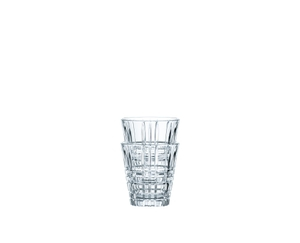 NACHTMANN Square Tumbler Set/4 on a white background
